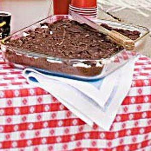 Deluxe Marshmallow Brownies Recipe