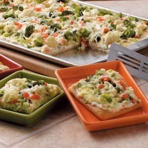 Appetizer recipes vegetarian easy