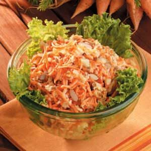 Sunny Carrot Salad Recipe