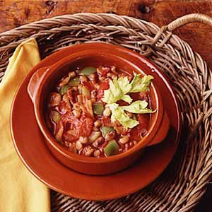 Black-Eyed Pea Chowder Recipe