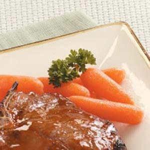 Maple Baby Carrots Recipe