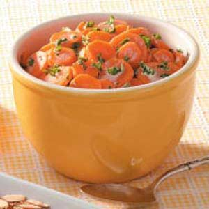 Budget side dish recipes taste of home belgian style carrot coins forumfinder Choice Image