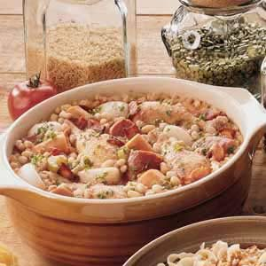 Winning Country Cassoulet Recipe