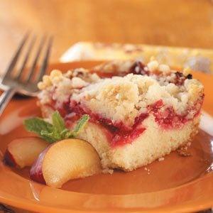 Viennese Plum Cake Recipe