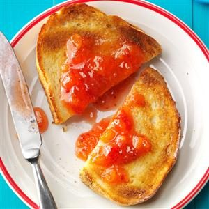 Strawberry Peach Jam Recipe