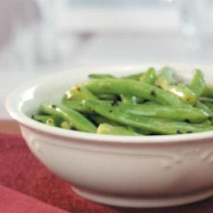 Stir-Fried Green Beans Recipe