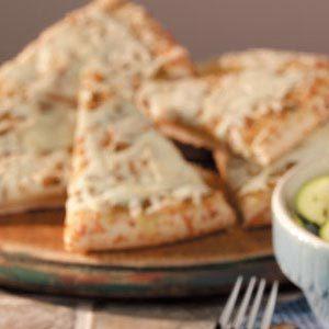 Cheesy Pesto Bread Recipe