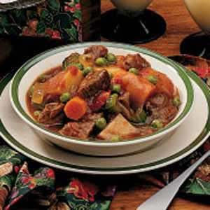 Easy Oven Stew Recipe