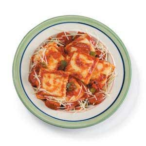 Ravioli with Sausage Recipe