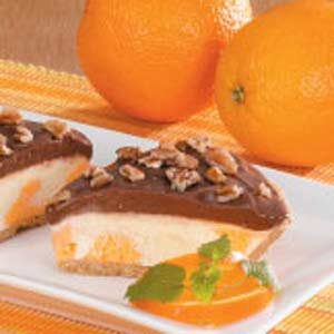 Chocolate Orange Pie Recipe