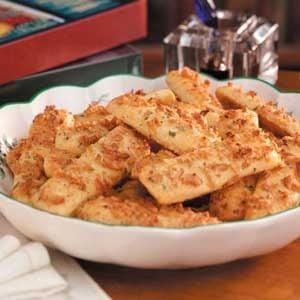 Crunchy Onion Sticks Recipe