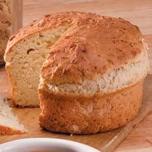 Honey-Oat Casserole Bread Recipe