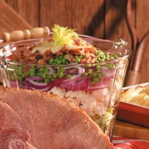 Snortin' Good Salad Recipe