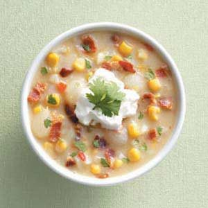 South-of-the-Border Chowder Recipe