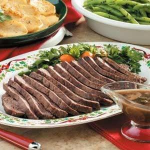 Family Flank Steak Recipe