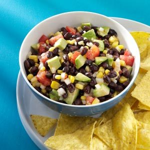 Corny Mexican Salad