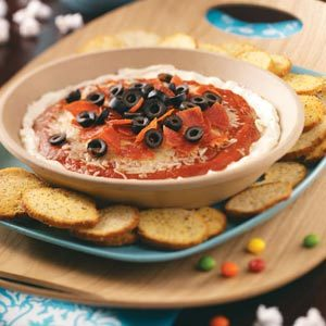 Olive Pepperoni Spread Recipe