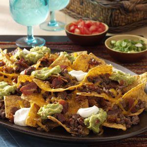 Bacon Nachos Recipe