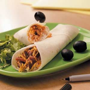 Kitchen-Sink Soft Tacos Recipe