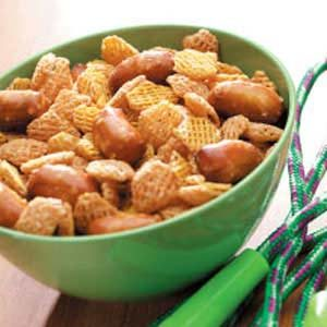 Italian Snack Mix Recipe
