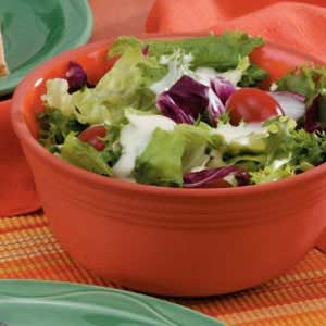 European Tossed Salad Recipe
