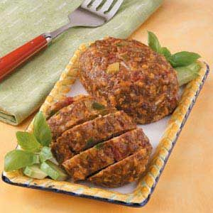 Mexican Meat Loaves Recipe
