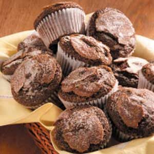 Sugar-Topped Mocha Cupcakes Recipe