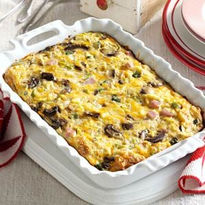 Brunch Strata Recipe