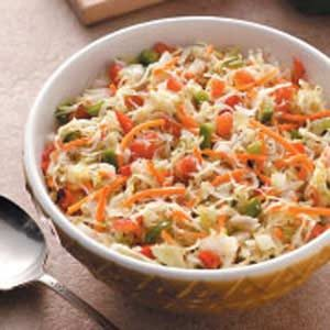 Summertime Slaw Recipe