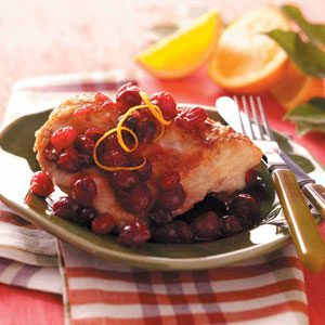 Ruby Chicken Recipe