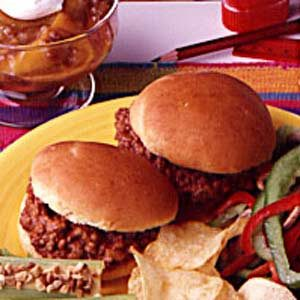 Barbecue Beef Sandwiches Recipe