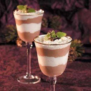 Chocolate-Caramel Mousse Parfaits Recipe