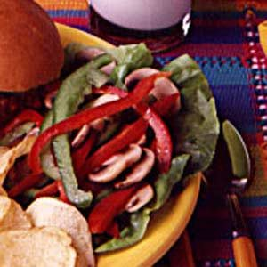 Pepper Salad Recipe