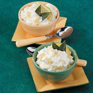Pineapple Mallow Cream Recipe