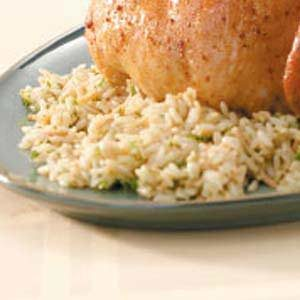 Savory Noodle Rice Pilaf Recipe
