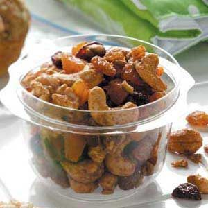 Fruit and Nut Trail Mix Photo
