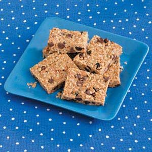 Homemade Chewy Granola Bars Recipe