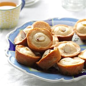 Almond Tea Cakes Recipe