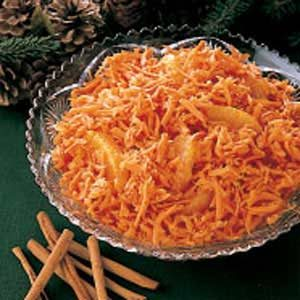 Orange Carrot Salad Recipe