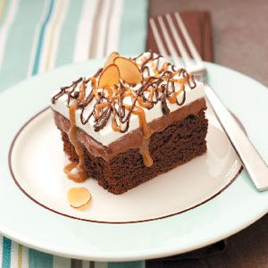Fudgy Chocolate Dessert Recipe