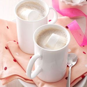 Maple Hot Chocolate Recipe