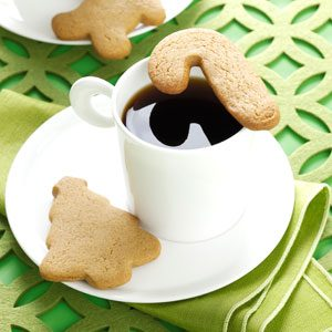 Christmas Molasses Cookies Recipe