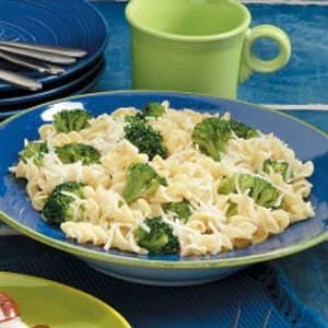 Noodles with Broccoli Recipe