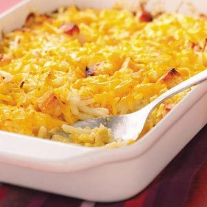 Chicken 'n' Chilies Casserole