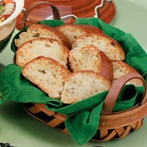 Savory Cheese Bread Recipe