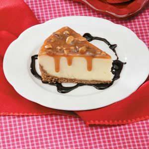 Dressed-Up Cheesecake Recipe