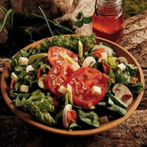 Garden Fresh Salad Recipe