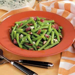 Blue Cheese Green Beans Recipe