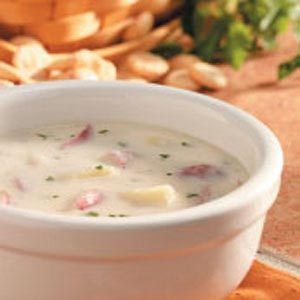 Two-Potato Soup
