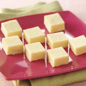 Lemon Fudge